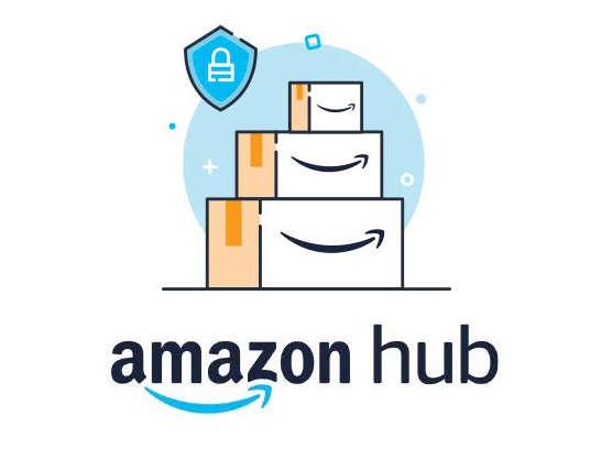 Amazon Hub LaCygne KS